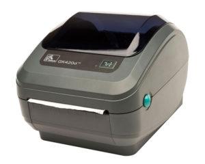 Zebra GK420d – Etikettendrucker