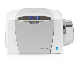 Fargo HID - C50 - Kartendrucker - Frontansicht