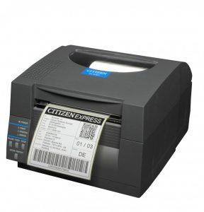Citizen Desktop Etikettendrucker – CL-S521